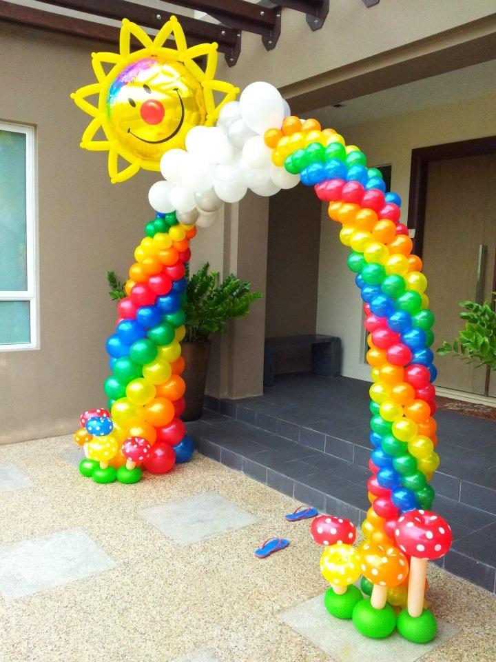 Μπαλόνια για πάρτυ : ΑΨΙΔΑ ΚΑΛΟΚΑΙΡΑΚΙ