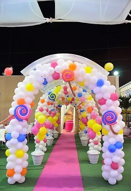 Μπαλόνια γιά πάρτυ : ΑΨΙΔΑ WINTER LOLLIPOPS