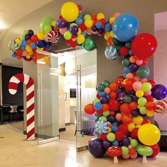Χριστουγεννιάτικα μπαλόνια : ΑΨΙΔΑ Christmas Organic