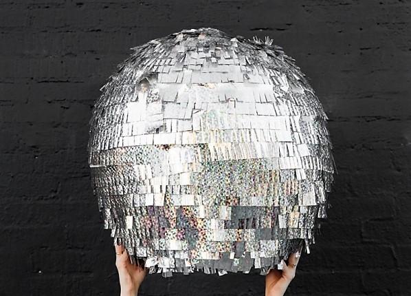 Πινιάτα disco ball για παιδικό πάρτυ
