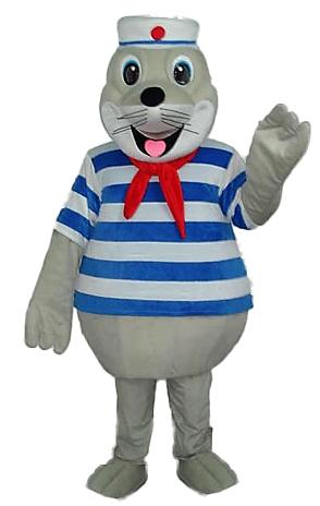 Μασκότ Seal the sailor