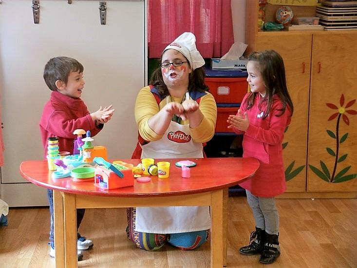 HASBRO και Play-Doh