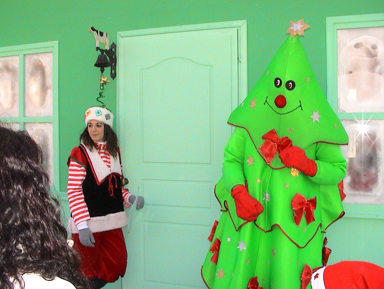 Μασκότ Χριστουγεννιάτικο δέντρο classic