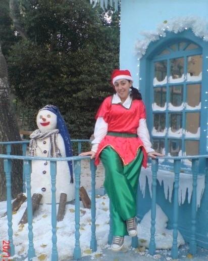 Χριστουγεννιάτικο Χωριό 6