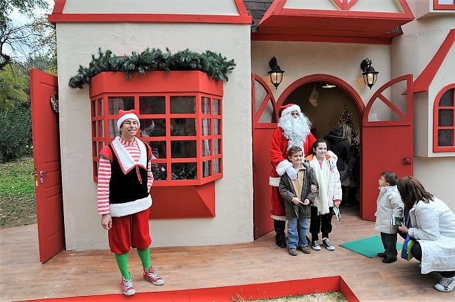 Χριστουγεννιάτικο Χωριό 5