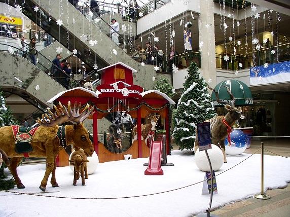 Χριστουγεννιάτικη Φάτνη με ζώα