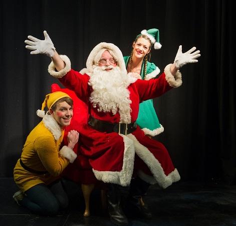 Santa and Clauss