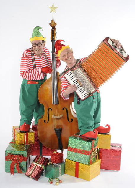 Hug Christmas Band