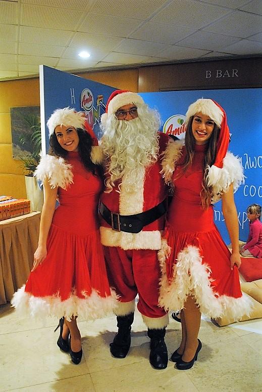 Παιδική Χριστουγεννιάτικη Εκδήλωση Coca Cola 2015