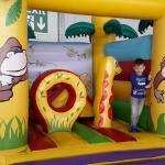 Φουσκωτό Παιχνίδι Μικρή Ζούγκλα Φ78 5