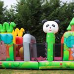 Φουσκωτό Παιχνίδι Parcoor Zoo Φ79 4
