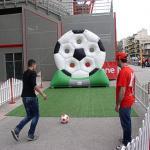 Φουσκωτός Στόχος  Football Target Φ85 4