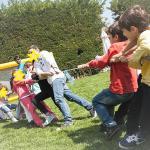 Παιχνίδι για παιδικά πάρτυ Διελκυνστίδα 1