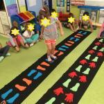 Παιχνίδι για παιδικά πάρτυ Ιχνηλασία 2