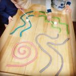 Παιχνίδι για παιδικά πάρτυ Το σαλιγκάρι 2