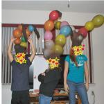 Παιχνίδι για παιδικά πάρτυ Μινώταυρος 1