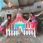 Διακοσμητική Σκηνή Τσίρκου 3