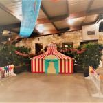 Διακοσμητική Σκηνή Τσίρκου 2