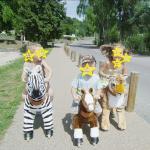 Βόλτα με αλογάκια 1