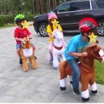 Βόλτα με αλογάκια 3