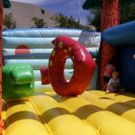 Φουσκωτό Παιχνίδι Τροπική Παραλία Φ10 3