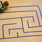 Παιχνίδι για παιδικά πάρτυ Το σαλιγκάρι 1