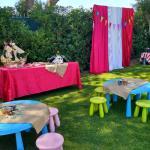 Παιδικά επιπλάκια για παιδικά πάρτυ 8