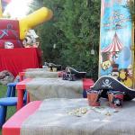 Παιδικά επιπλάκια για παιδικά πάρτυ 2