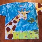 Ζωγραφική σε μπλουζάκια 1