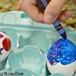 Βάψιμο αβγών 4