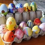 Βάψιμο αβγών 7