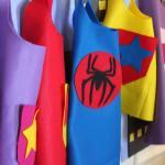 Εργαστήριο : Superheroes μπέρτες 1