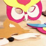 Εργαστήριο : Χειροποίητες μάσκες 13
