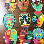 Εργαστήριο : Χειροποίητες μάσκες 18