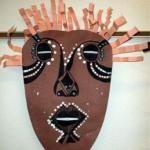 Κατασκευή Μάσκας τοτέμ 3