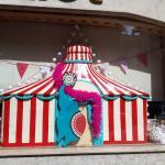 Διακοσμητική Σκηνή Τσίρκου 1